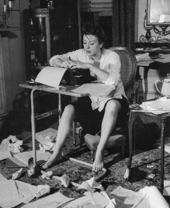 writer messy