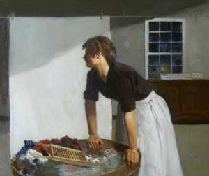 Washer-Woman