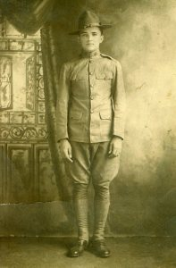 Jack Utinsky 1917
