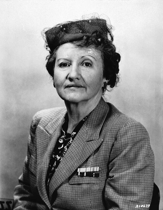 Margaret Utinsky signal corps public domain