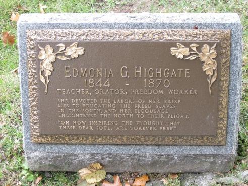Image result for edmonia highgate