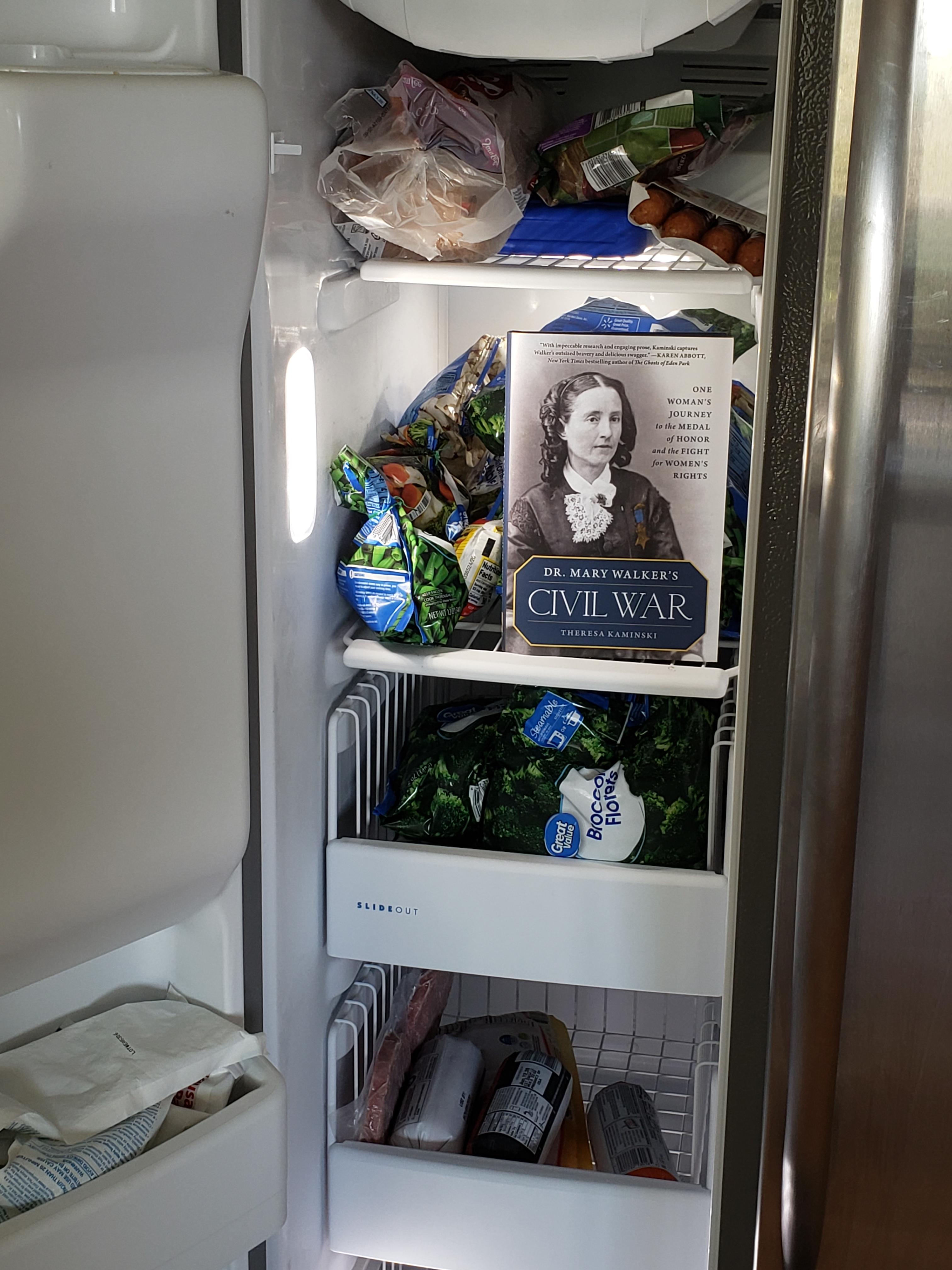 MEW freezer